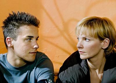 In aller Freundschatft Kathrin und Lukas