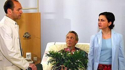 In aller Freundschaft Dr. Dirk Schöne