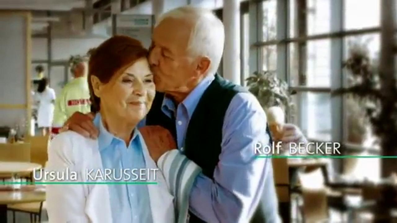 Ursula Karusseit Krank