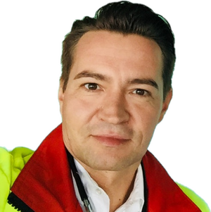 Markus Neumann spielt Dr. Daniel Lorenz