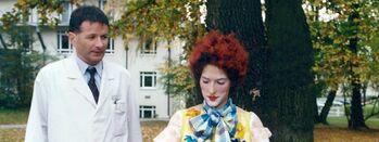 Folge 96 - Auch Clowns müssen weinen
