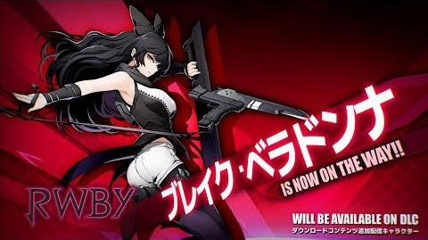 BLAZBLUE CROSS TAG BATTLE Special Promotion Movie