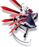 Vatista (BlazBlue Cross Tag Battle, Character Select Artwork)