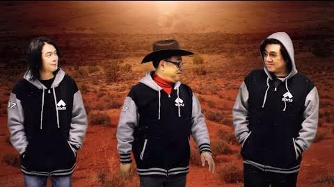 EVOLUTION 2018 - Road to Las Vegas(Evo 2018 メインタイトル選出記念映像)