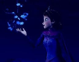 Gerda the snowqueen
