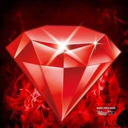 Fire gem