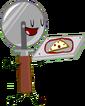 Pizza Cutter Pose