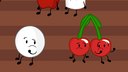 S2e3 it's between cherries and yin-yang. while the cherries get along well with each other, we can't say the same for yin and yang 3