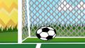 S2e5 ball lands in goal