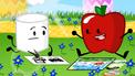 S2e5 look, marshmallow! i drew us!