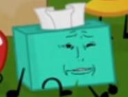 II tissues weird face 2