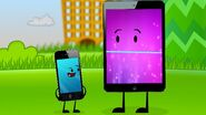 MePhone and mePad. Best friends!image