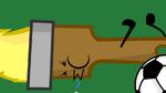 S2e5 paintbrush knocked out