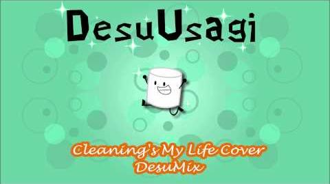 Cleaning's My Life Cover