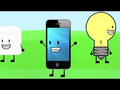 Lightbulb, marshmallow, and mephone4