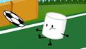 S2e5 marshmallow kicks the ball