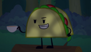 Taco is back