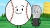 S2e10 baseball and knife