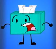 Ii tissues weird face
