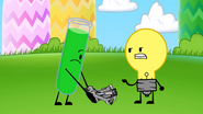 S2e2 test tube, paintbrush insists that you build the rocket due to the limitations of its prejudiced mind. so, try your best, but i mean, you know, it's alright if you don't you know, you slip up and uh... 2