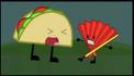 Taco yells at fan!!