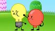 S2e1 balloon slaps lightbulb