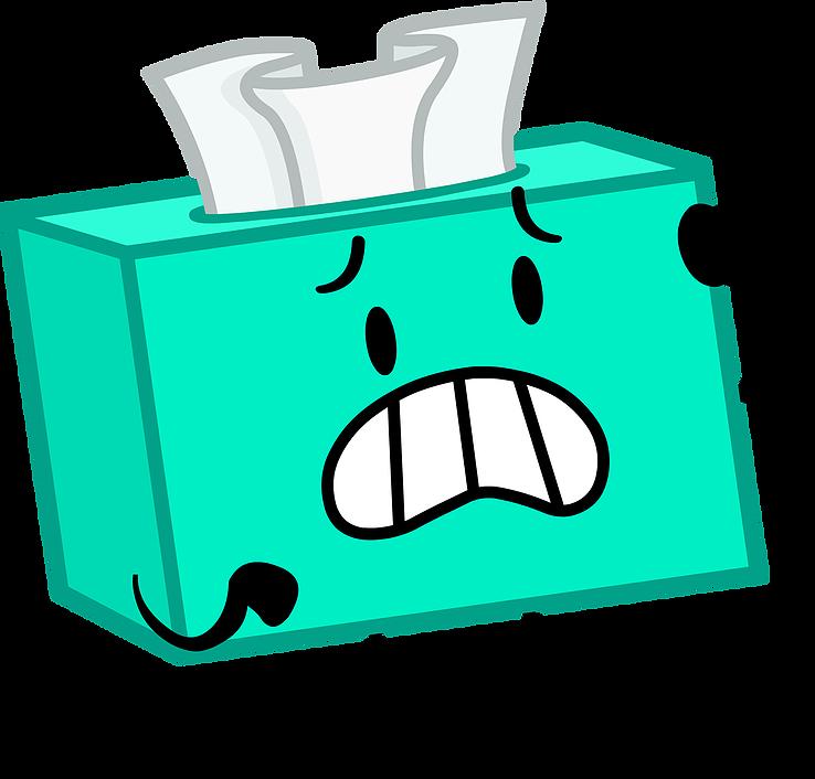 tissues inanimate insanity wiki fandom powered by wikia