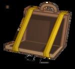 Suitcaseopened