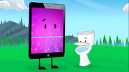 S2e13 MePad and Toilet
