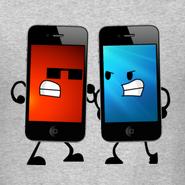 Mephone4-mephone4s-tee design