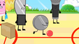 S2e1 nickel kicks a ball