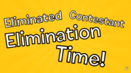 Eliminated Contestant Elimination Time