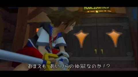 Let's play Kingdom Hearts Final Mix (Guia) - Parte 5 Ciudad de Paso(1 2)-0