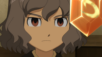Daisuke Telling To Shindou That He Must Fuse His Aura With Nobunaga CS 12 HQ