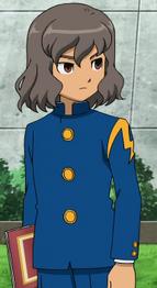 Shindou in school uniform CS 1 HQ