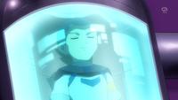 Rei Rukh in his capsule CS 34 HQ