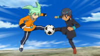 Fei and Shuu stopping the ball CS 8 HQ