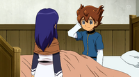 Tenma waking up CS 35 HQ