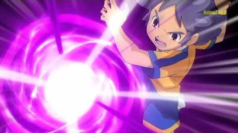 Inazuma Eleven GO Chrono Stone 26 - Extend Zone エクステンドゾーン HD