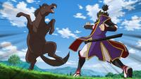 Nobunaga Stopping The Horse CS 12 HQ