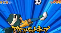 Acrobat Keep Game