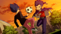 Yuuichi And Kyousuke Playing HQ