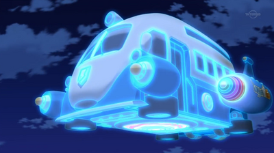 Inazuma TM Caravan CS 9 HQ