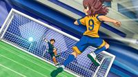 Setsuna Boost scored CS 18 HQ