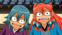 Midori And Kariya Afraid CS 26 HQ
