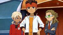 Raimon trio united in Chrono Stone