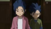 Young Yuuchi and Young Kyousuke HD