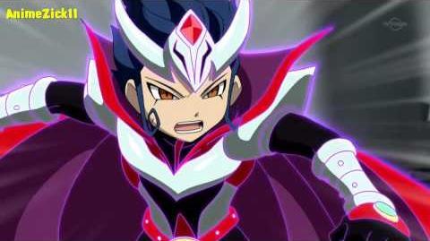 Inazuma Eleven GO Chrono Stone 21 - Keeper Command 07 キーパーコマンド07 (HD)