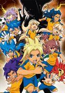 Chrono Storm poster