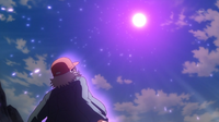 Endou Daisuke sealing away